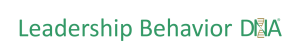 Leadership Behavior DNA - Logo